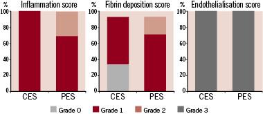 Polymer-free cerivastatin-eluting stent shows superior