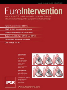Curriculum and syllabus for Interventional Cardiology subspecialty